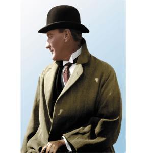 Fötorlu Atatürk Posteri