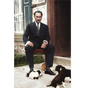 Hayvan Sevgisi Atatürk Posteri