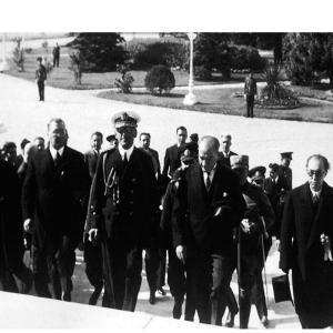 Meclis Heyeti Atatürk Posteri