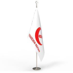 Refah Partisi Makam Bayrağı