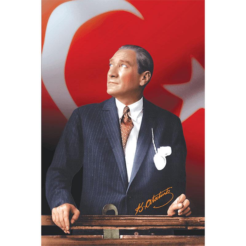Atatürk Posterleri Fiyatları ve Kullanım Alanları