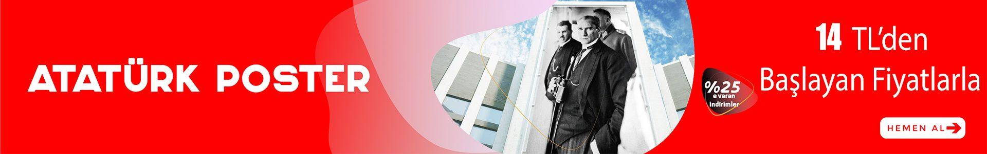 Atatürk-Posterleri